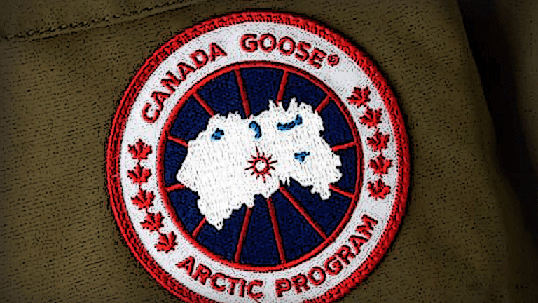 Canada Goose Beats on Profit, Fails at Risky Level; Here's the Trading Strategy