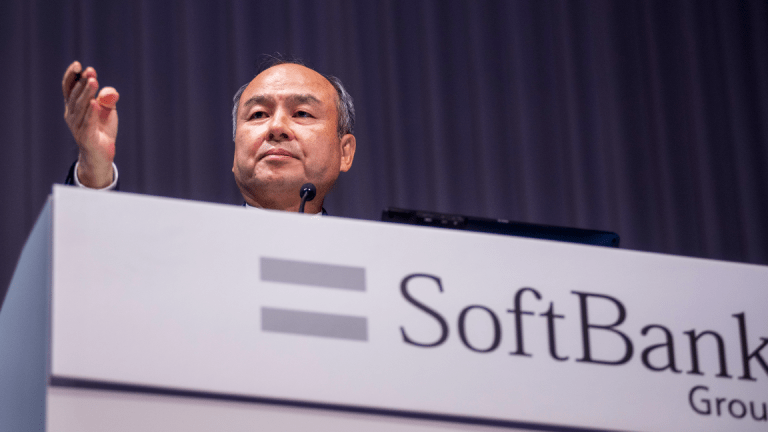 Softbank's Deflated Bets on WeWork and Uber Show It Needs a New Vision
