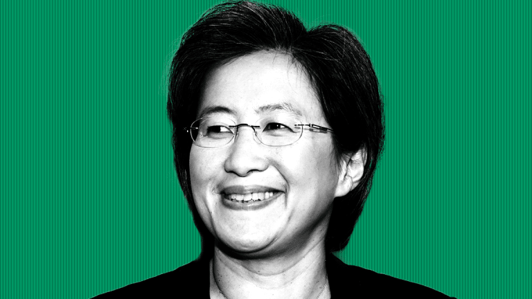 CEO Lisa Su Discusses AMD's Data Center Alliances and Broader Strategy