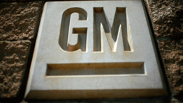 General Motors Reports Q1 Sales Drop, Deliveries Decline