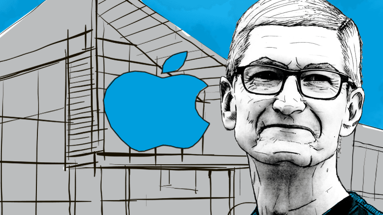 Apple's Tim Cook on China: 'We Feel Very Good About the Trajectory'