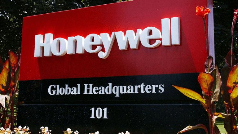 Honeywell Gains Most in More Than Two Years on Growth Prospects