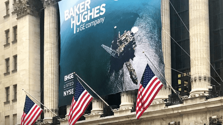 Baker Hughes Shares Slide After General Electric Plans $3 Billion Share Sale