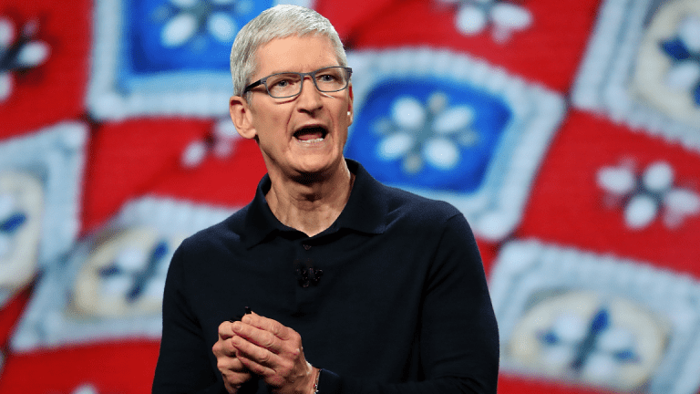 Apple's Tim Cook: 'Technology Needs to Be Regulated'