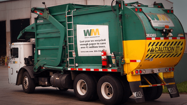 Waste Management CEO: Why Waste Is a Great Business to Be In