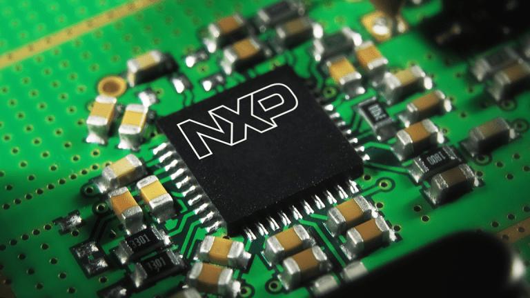 NXP Semiconductors' Stock Chart Shows One Violently Bullish Pattern