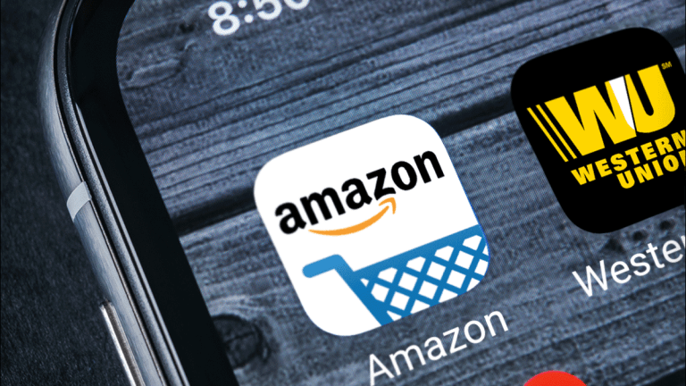 Amazon andWestern Union Launch Pay-With-Cash Service in U.S.