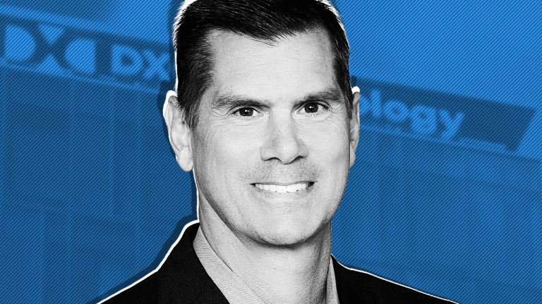 DXC Technology Shares Slide as IT Consultant Names New President and CEO