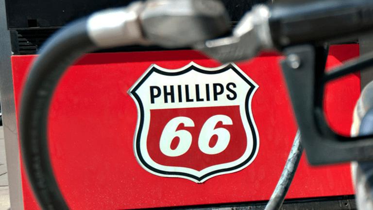 Phillips 66 Rises After It Pumps Out Strong Fourth-Quarter Profit