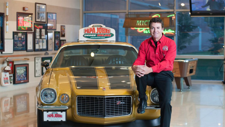 Papa John's Condemns Racism After Founder Allegedly Used Racial Slur