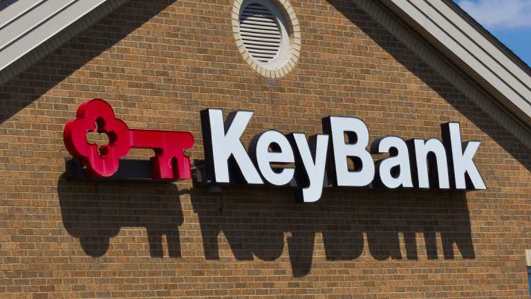 KeyCorp Shares Higher After Third-Quarter Adjusted Profit Beats Estimates