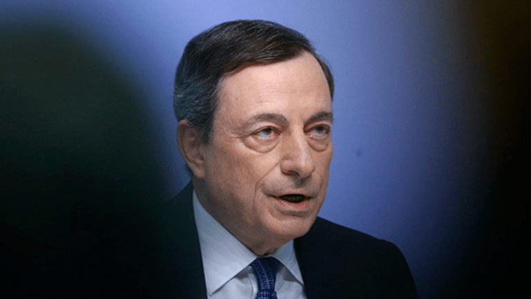 ECB Cuts Deposit Rate To -0.5%; Resumes QE With E20 Billion in Monthly Bond Buys
