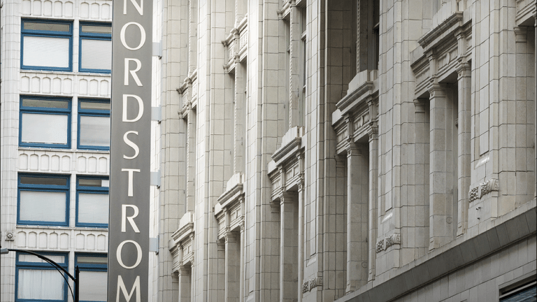 Nordstrom Shares Advance After Seattle Retailer's Q3 Earnings Doubled