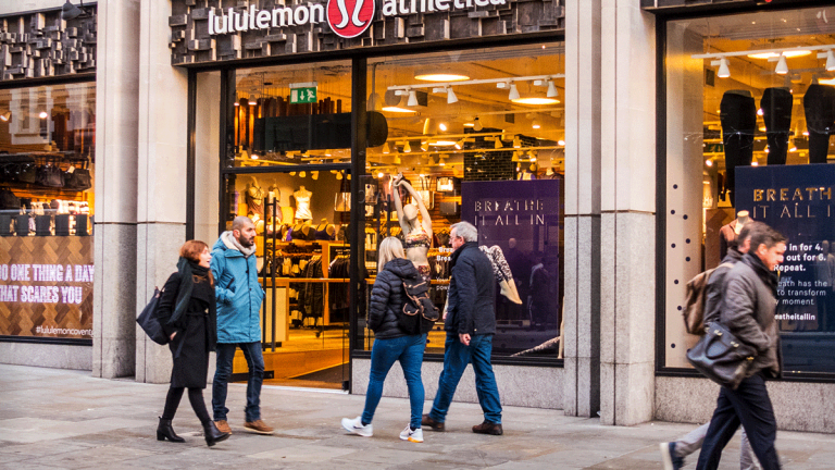 Lululemon Could Stretch to a New High or Bust on Earnings