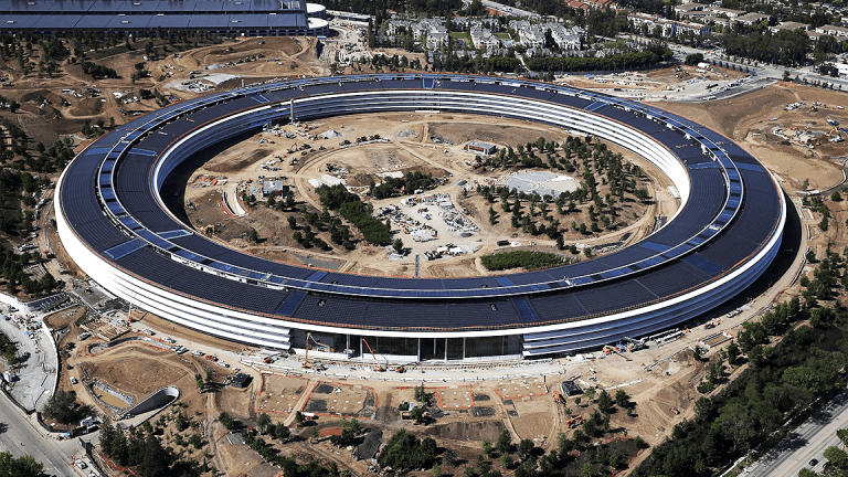 Apple Park: The Latest Details on the iPhone Maker's New Spaceship Campus