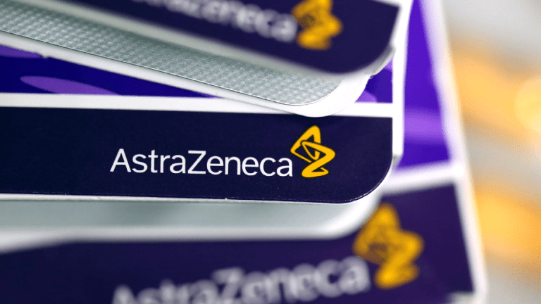 AstraZeneca Shares Gain After Lung Cancer Treatment Meets Goals in Key Study