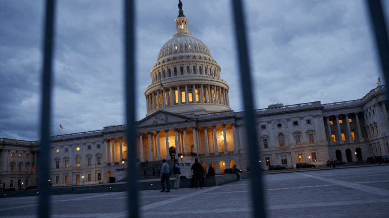 GDP Report on Shutdown's Effects May Not Be Issued, Because of Shutdown
