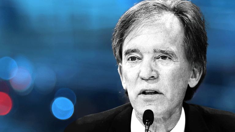 Bill Gross Retires From Janus Henderson to Focus on Charitable Trust