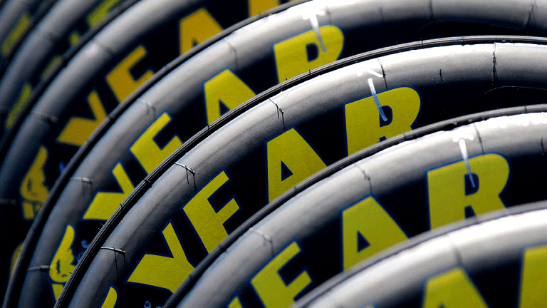 Goodyear Stock Rises Even After Third-Quarter Earnings and Revenue Miss