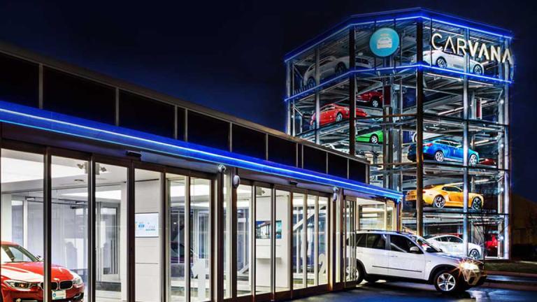 Carvana, Bank OZK, Idexx Labs: 'Mad Money' Lightning Round