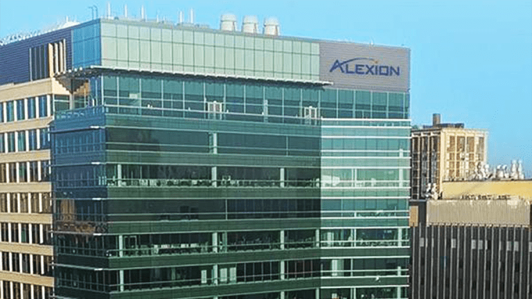 Alexion Shares Decline in Wake of Amgen's Deal for Otezla
