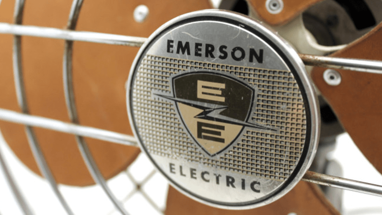 Emerson Electric Embarks on 'Thorough' Internal Review