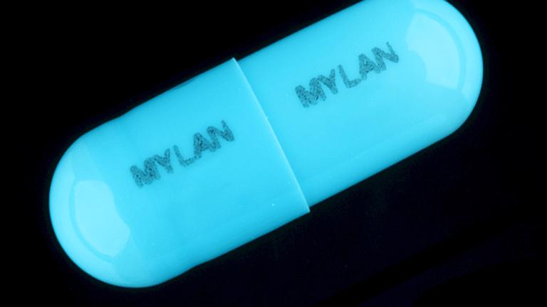 Mylan Tanks After First-Quarter Revenue Misses Estimates