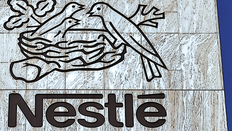 Nestle Hits Record High After Planning $10 Billion Private Equity Skin Care Sale