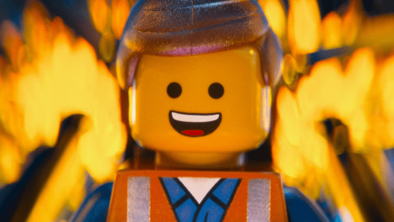 This Is the Lego Stock Market Rally Where 'Everything is Awesome'