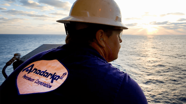 Anadarko Confirms It Intends to Begin Deal Talks With Occidental Petroleum