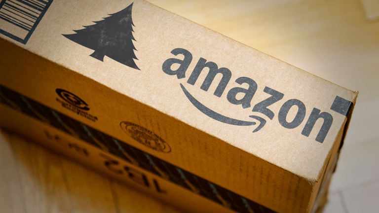 Amazon's Stock Ironically Just Blasted Into Major Buy Territory on Cyber Monday