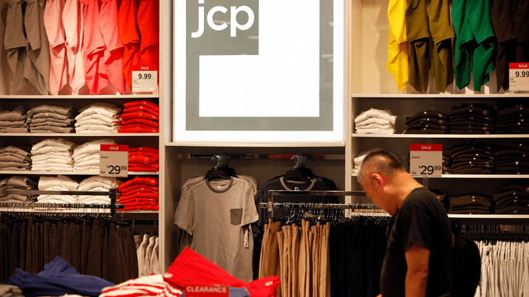 J.C. Penney Stock Surges on Report of Creditor Talks to Ease Debt Burden