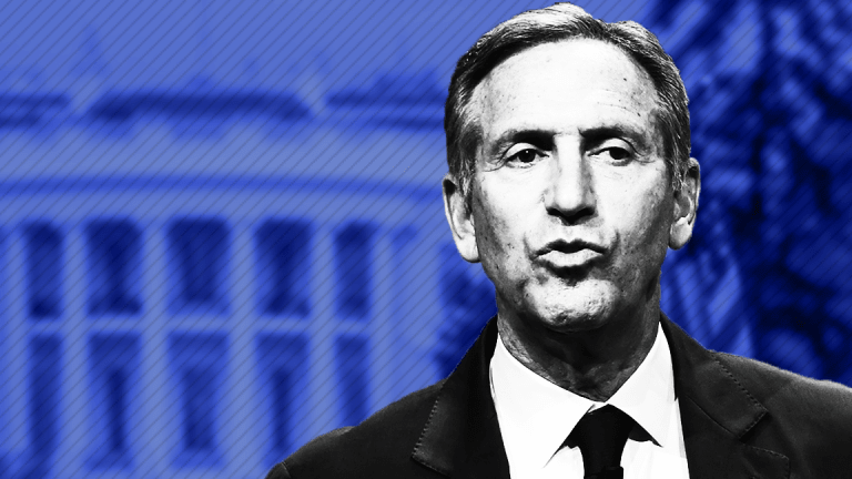 Former Starbucks CEO Howard Schultz Drops Independent Presidential Bid