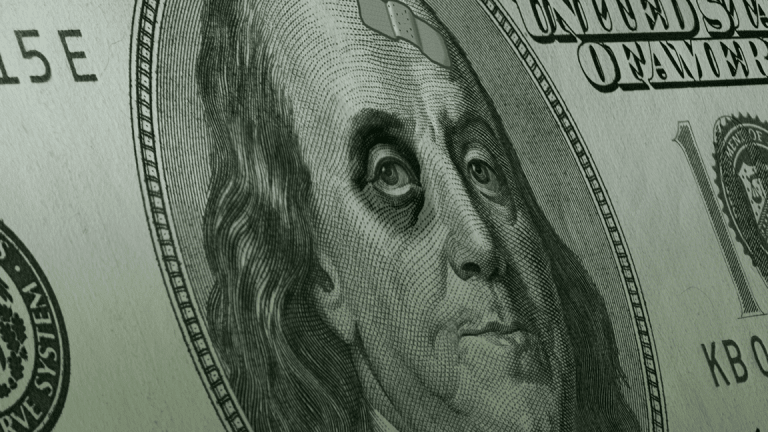 US Dollar Tumbles as Democrats' House Win Sets Up New Spending Gridlock