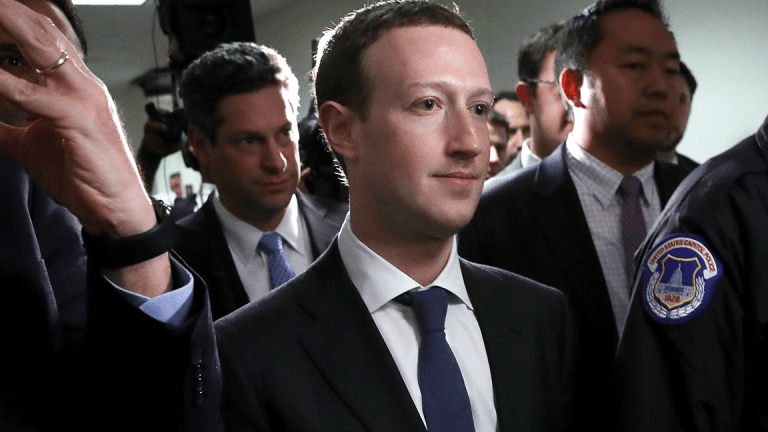 Facebook Stock Jumps After Hours on Earnings, Revenue Beat
