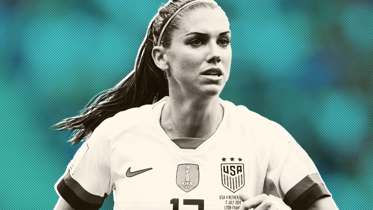 What Is Alex Morgan's Net Worth?