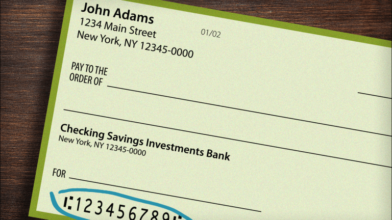 What Is a Bank Routing Number and Where Is It Found?