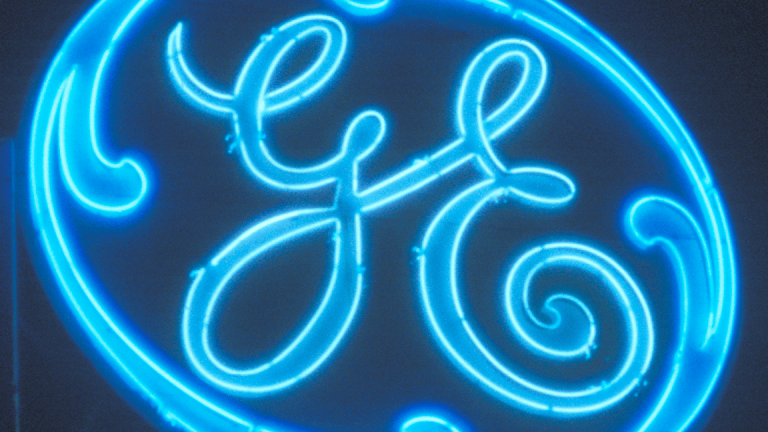 GE's Stock Hasn't Been This High in Weeks