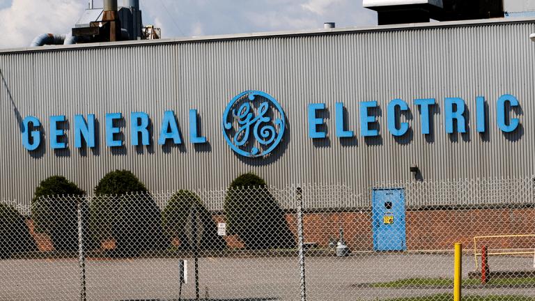General Electric's Stock Still Headed Lower: Goldman Sachs