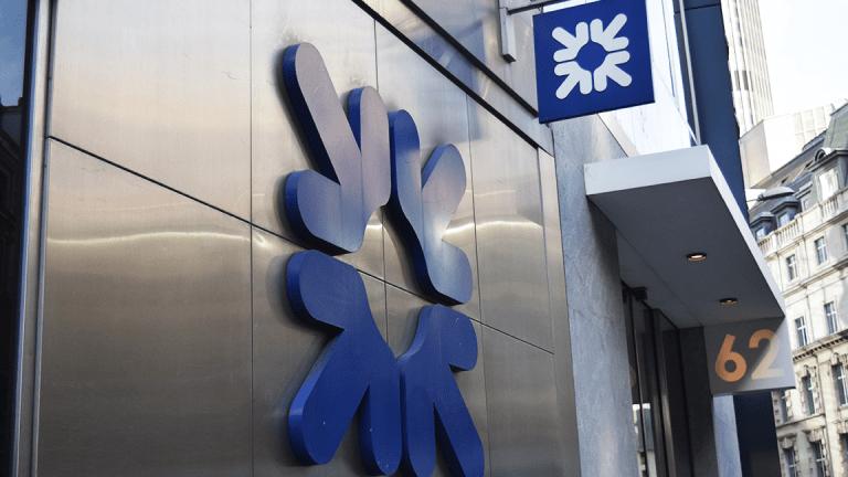 RBS Confirms First Dividend In a Decade After $4.9 Billion DoJ Settlement
