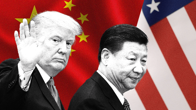 Trump: Xi Dinner On, But Press Conferences Off Until After Bush Funeral