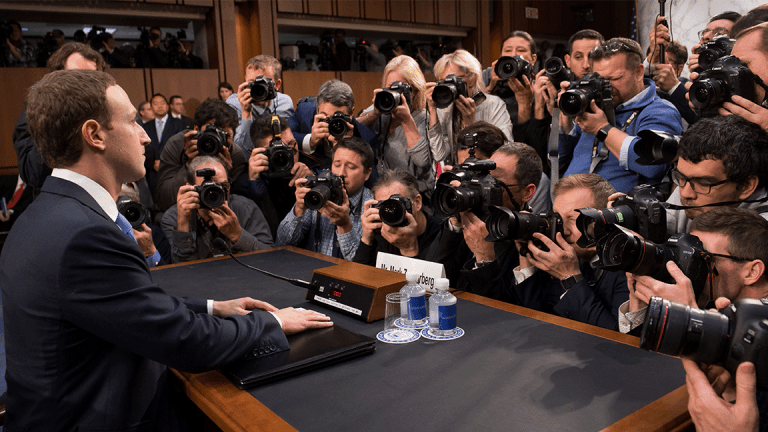Fast Analysis: Why Facebook's Stock Didn't Plunge on Zuckerberg's Testimony