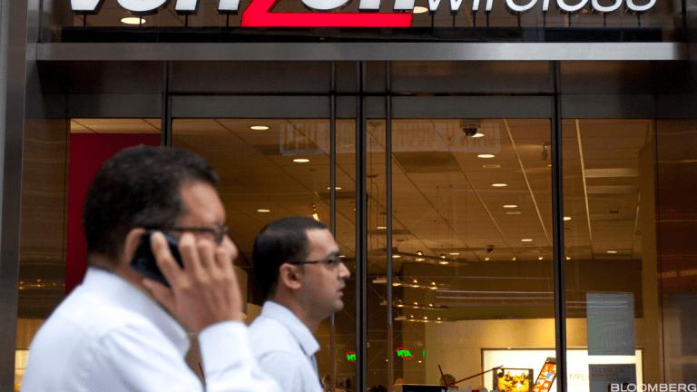 Verizon, Chipotle, Bank of Internet: 'Mad Money' Lightning Round