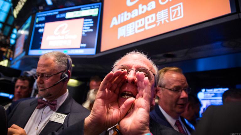 Alibaba Vice Chair: A U.S.-China Trade War Wouldn't Be Terrible for Us