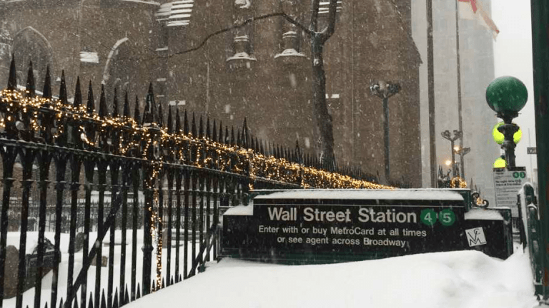 December's Climate Forecast: Stormy Winter Markets