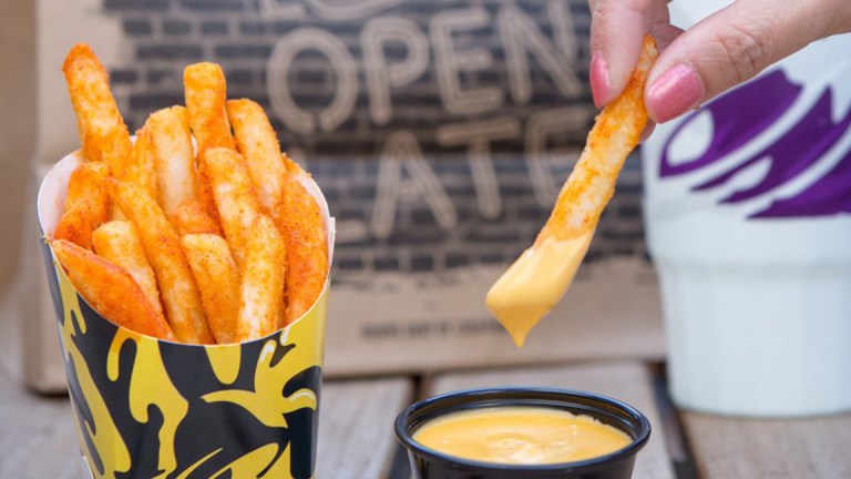 Taco Bell Wants to Eat McDonald's Lunch By Offering Fries