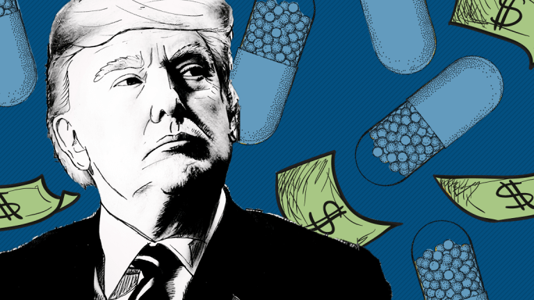 Drug Companies Likely Have Little to Fear From Trump's Policies -- So Far