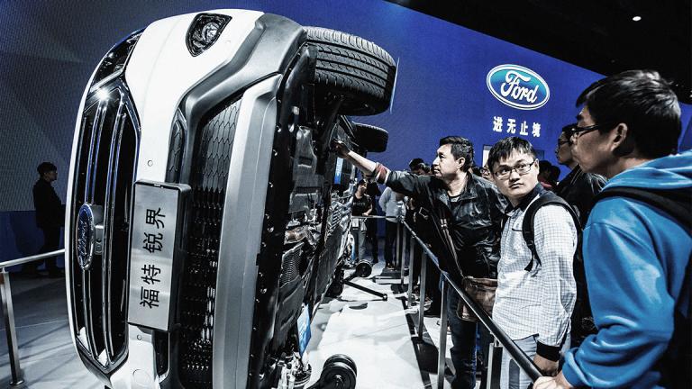 Nomura Cuts Ford Profit Targets Because of Aging Models, China Tariffs