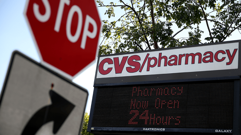 Relax, CVS Health's Stock Chart Still Looks Healthy Even With Amazon Lurking