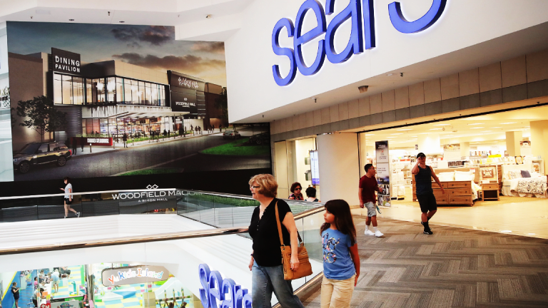 Here's Why Sears Stock Got Slammed Again